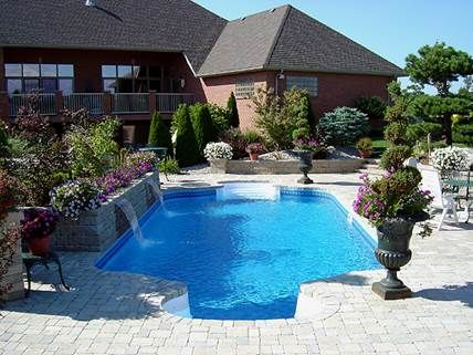 I want to get a pool in my backyard. I think it would be a good way I Want A Pool In My Backyard on