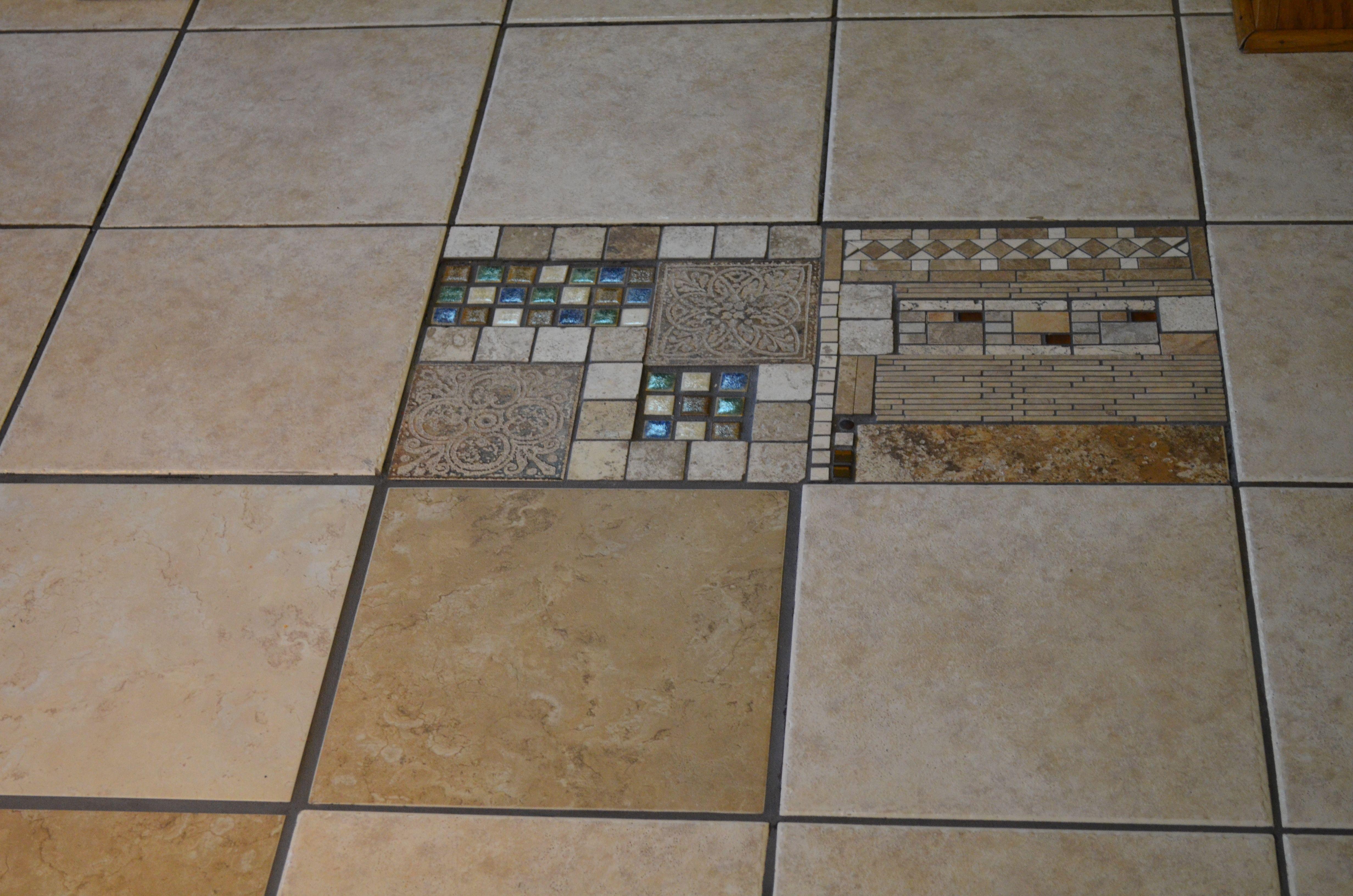 Fix broken tile with a mosaic random pattern with coordinating fix broken tile with a mosaic random pattern with coordinating colors dailygadgetfo Choice Image