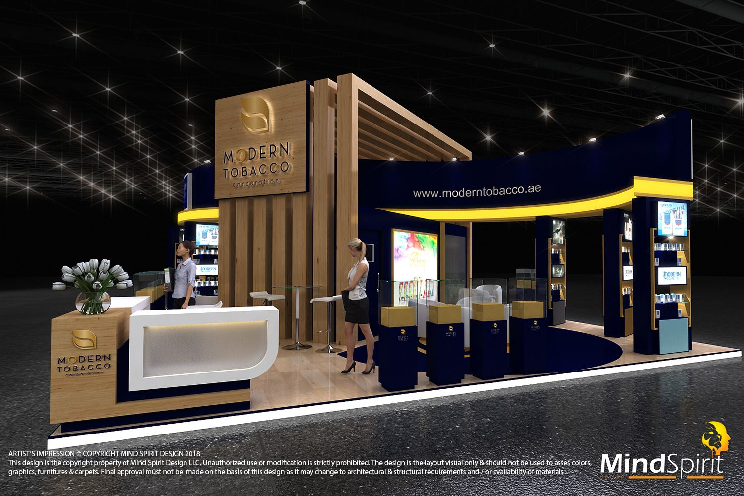 Exhibition Stand Requirements : Planning a custom exhibition stand can be an opportunity to