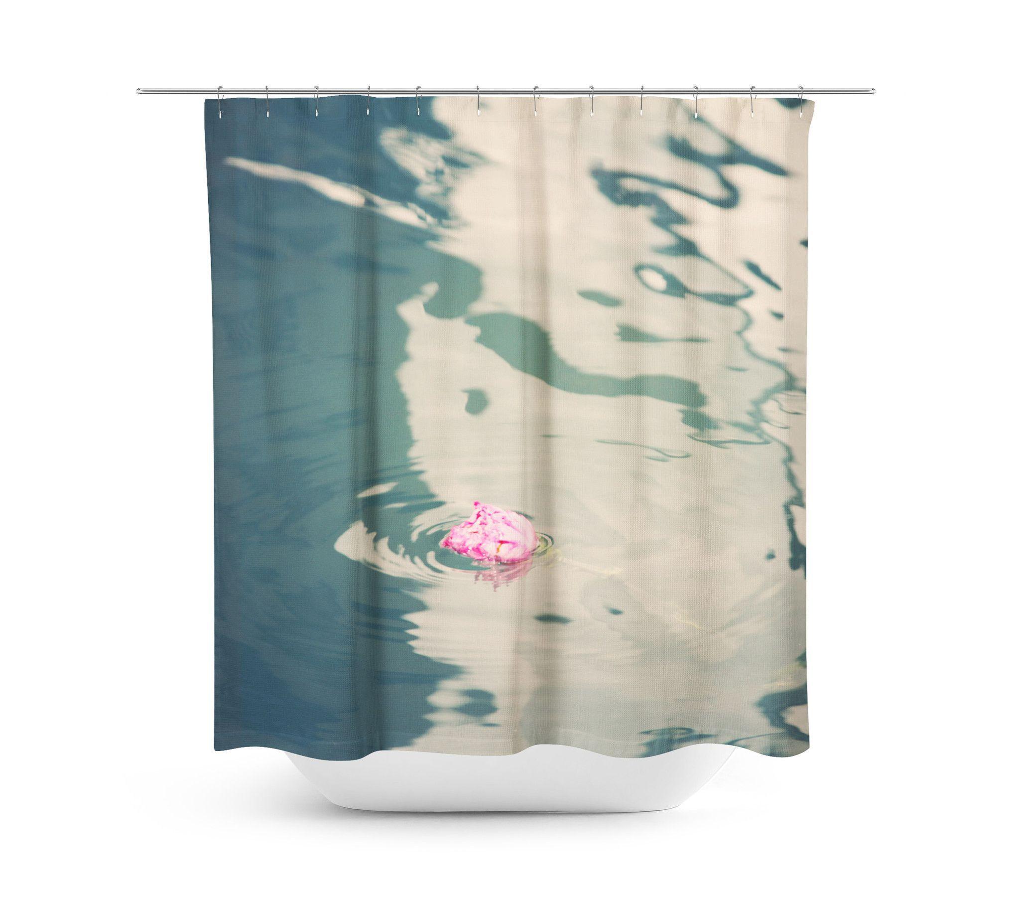 Venice 13 Shower Curtain