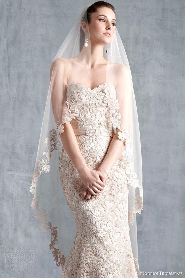 weddingdress-obsession:    Modern Trousseau