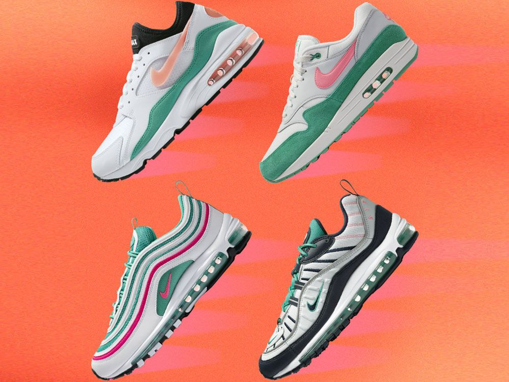 Jak I Gdzie Kupic Buty Nike Air Max Watermelon Aka Miami Vibes Nike Air Max Nike Air Air Max