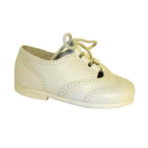 9be192c7 Zapato inglés abierto napa D´bebé porcelana | Zapatos primera ...