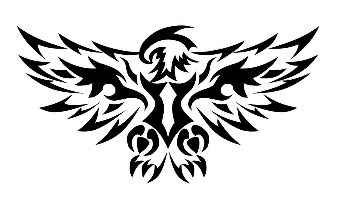 1f8c36920 Eagle Tattoo by InkShell on DeviantArt | Cricut | Bald eagle tattoos ...