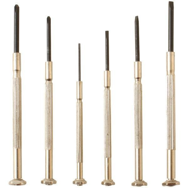 Now at our store 6-Piece Jeweler's... Available here: http://endlesssupplies.shop/products/6-piece-jewelers-screwdriver-set?utm_campaign=social_autopilot&utm_source=pin&utm_medium=pin