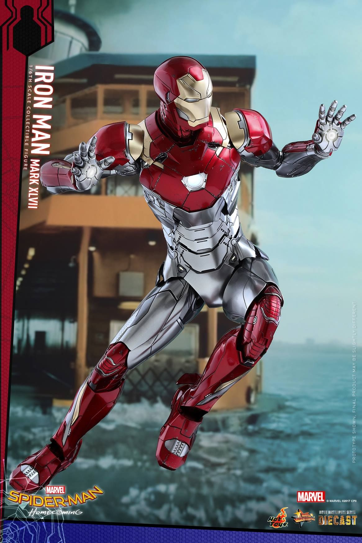 Hot Toys Gives Us Our Best Look Yet At Iron Man S New Armor In