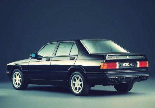 1991 maserati 430 | auto #9 | pinterest | maserati, maserati biturbo