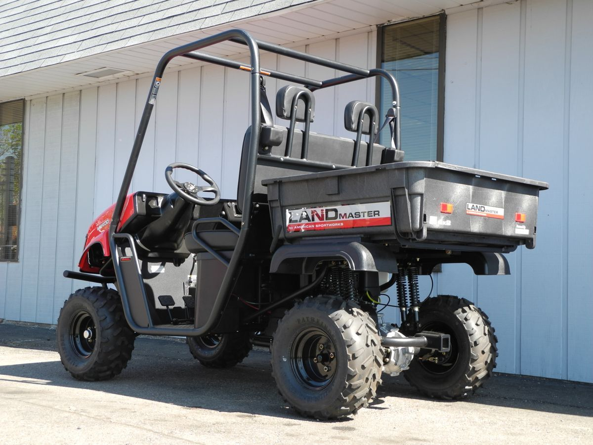 Just arrived in stock! This brand new 2013 Landmaster