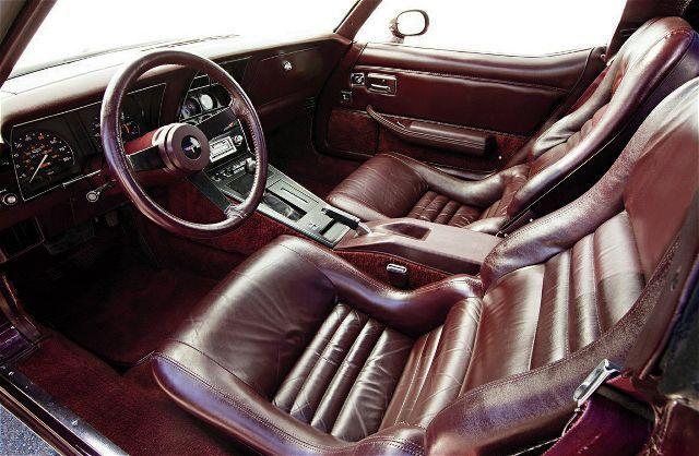 1980 Chevrolet Corvette End Of The Line Corvette Chevrolet Corvette History