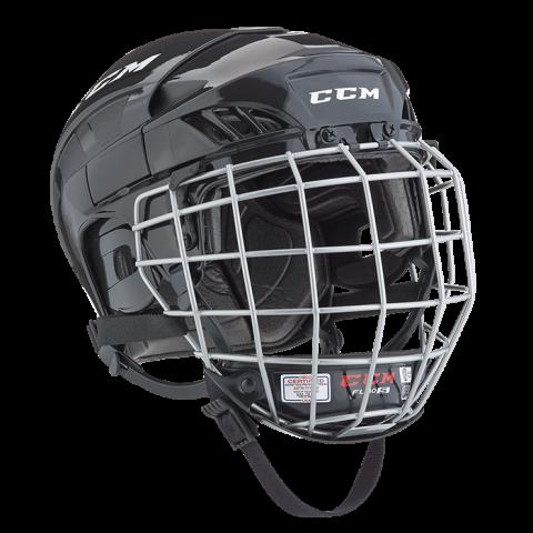 Ccm Fitlite 40 Hockey Helmet Combo Products Hockey Helmet Helmet Football Helmets