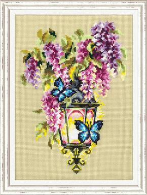 Magic Needle Cross Stitch Kit Light of Hope