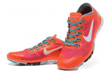 new style 5393e a8030 Nike Free TR Fit Lovers Shoes Red Purple Orange White Light Gray
