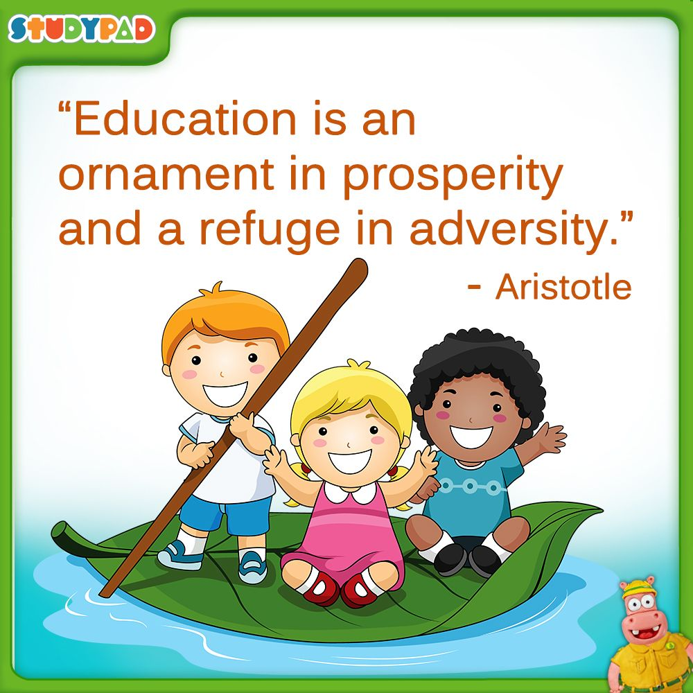 Quotes About Kids Learning: #Teachers #Parents #Kids