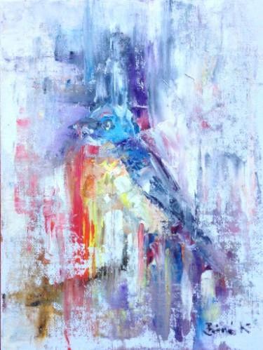 301916 abstract bird