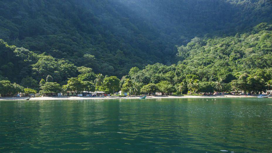 Playa de estado Sucre. Venezuela