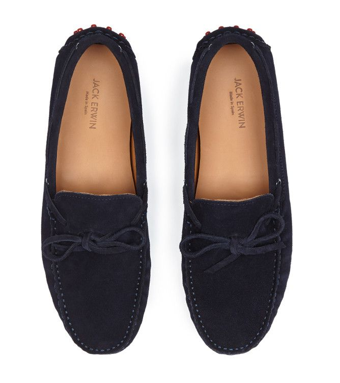 ab34dc35acb3ea Men s driving  loafers from  JackErwin Mens Driving Loafers