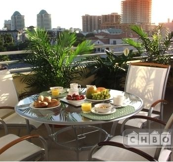2 Bedroom with a view - Coconut Grove Furnished Monthly Rental - Miami Florida