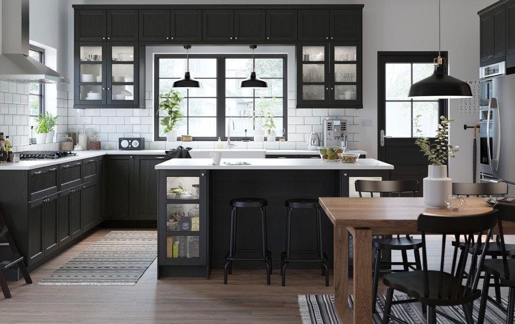 Kitchen Design Ideas Gallery Projekty kuchni, Wnętrza i
