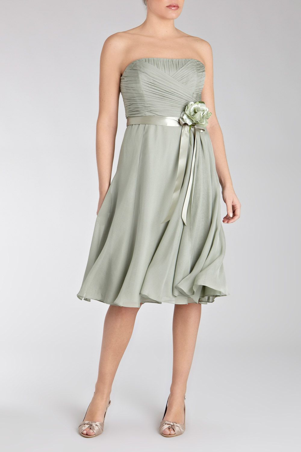 Allure bridesmaid dress from Coast. £145 or maxi dress for £180 ...