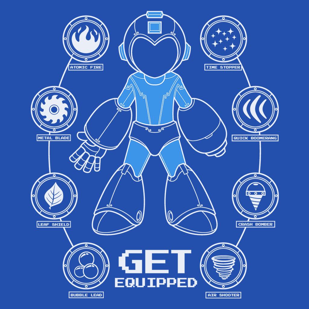 Daily Deal Get Equipped Mega Man Art Mega Man Anime Fnaf