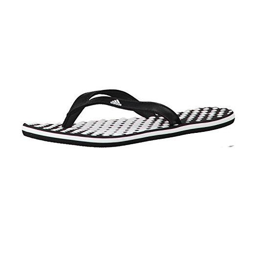 competitive price fe634 ce659 adidas Damen Zehentrenner eezay dots W ftwr whitecore blackcore black 39 1