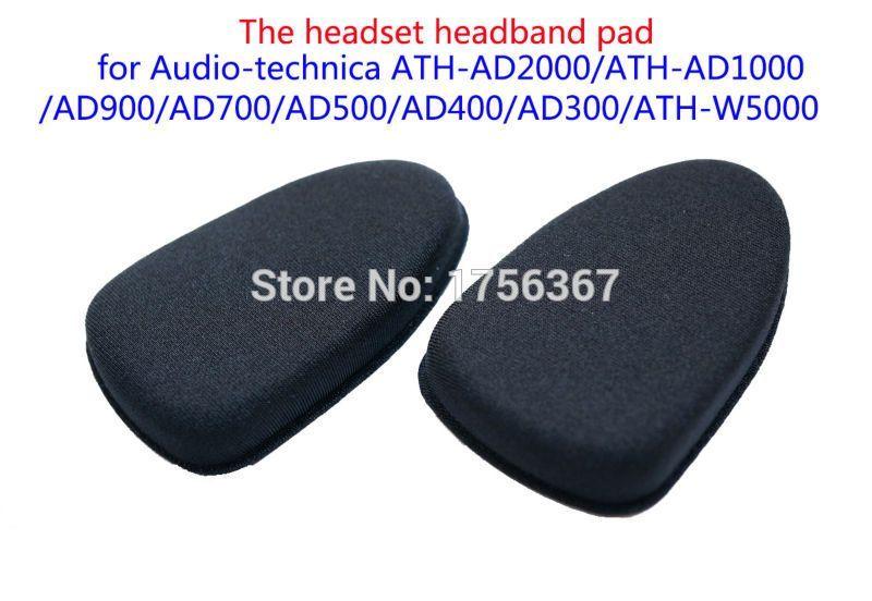 Headset Headband Pad For Audio Technica Ath Ad900 Ath Ad700 Ath Ad500 Ath Ad1000 Ath Ad2000 Headset Accessories Soft Comfortable