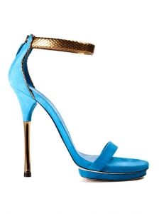dacc4db140c9 Gucci Sea Blue Sandals