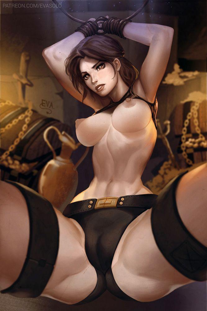 Lara croft in bikini pictures nice