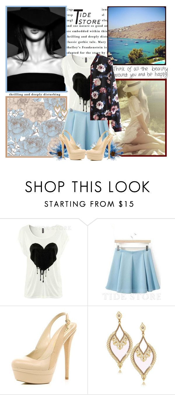 """""""Tidestore.com (1)"""" by fashionablemy ❤ liked on Polyvore featuring Oysho, River Island, LK Designs, Victoria's Secret and tidestore"""