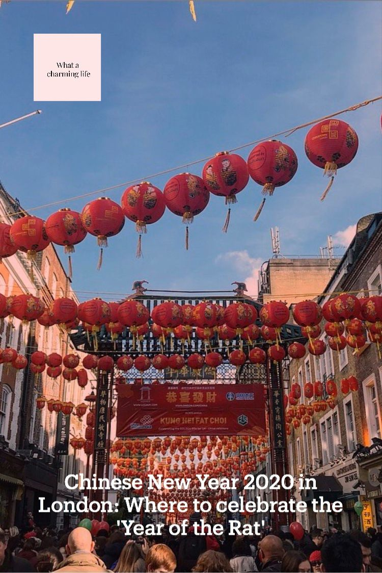 Chinese New Year 2020 in London Where to celebrate the