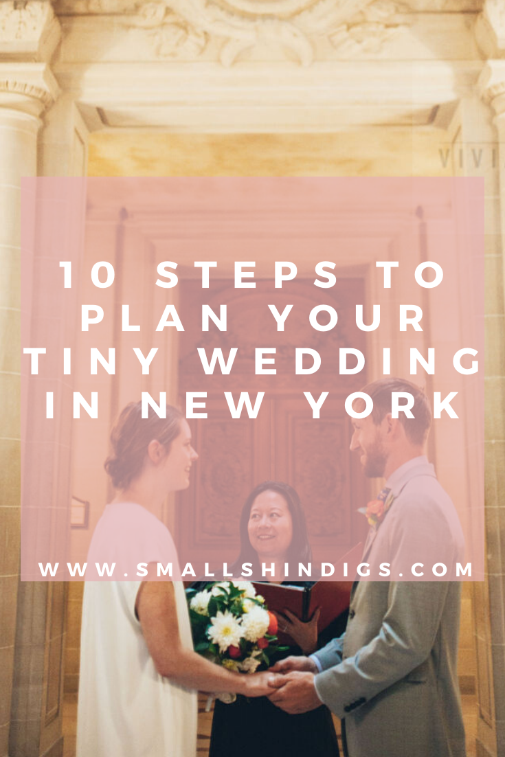 Plan A Tiny Wedding In New York Small Shindigs In 2020 Tiny Wedding New York Wedding Venues Wedding Beach Ceremony