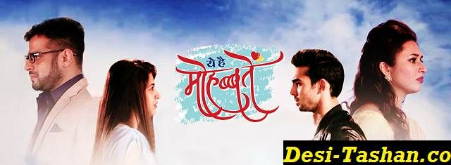 Yeh Hai Mohabbatein 14th May 2017 video watch online desi