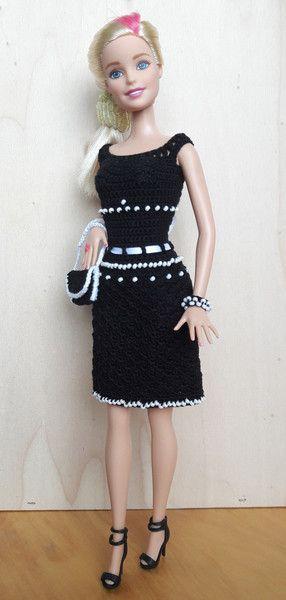 Pin von Anna Tim auf Barbie Kleidung - Barbie clothes in 2018 ...