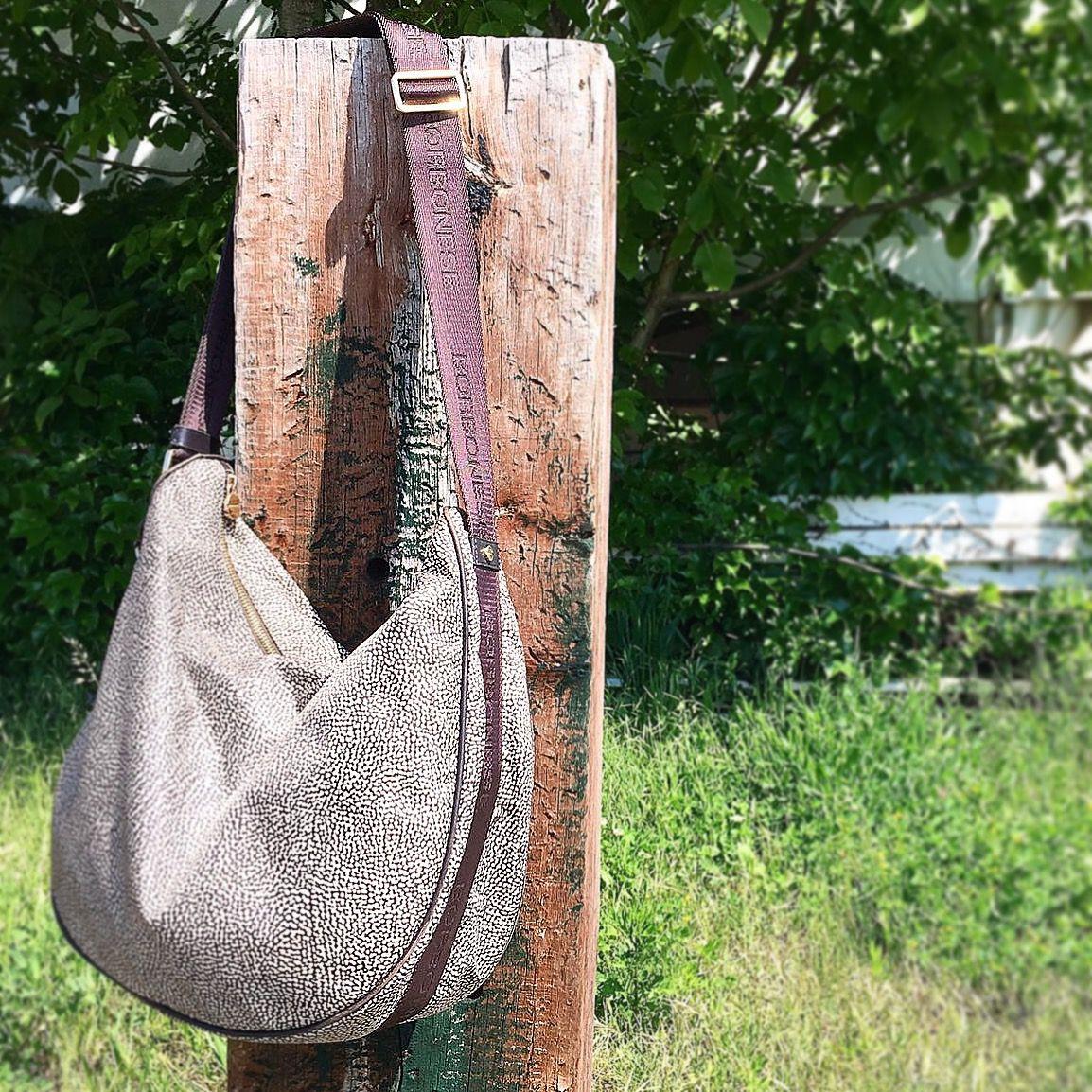 Luna Bag Borbonese, disponibile solo su Shop online ...