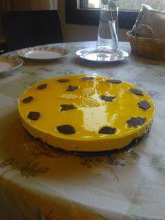 Cantina Shadia: Valmistujais kaakku/ juustokakku