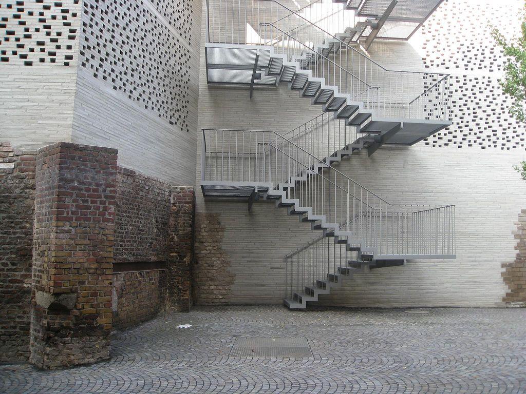 peter zumthor kolumba art museum Поиск в Google Peter