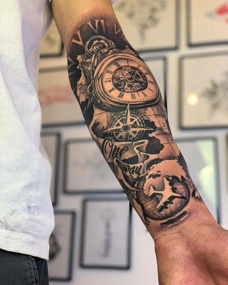 Tattoo Inspiration on Instagram: @novohatskytattoo 🇺🇦