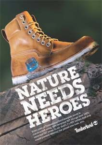 Timberland Offers 3D View of Earthkeepers | Timberland