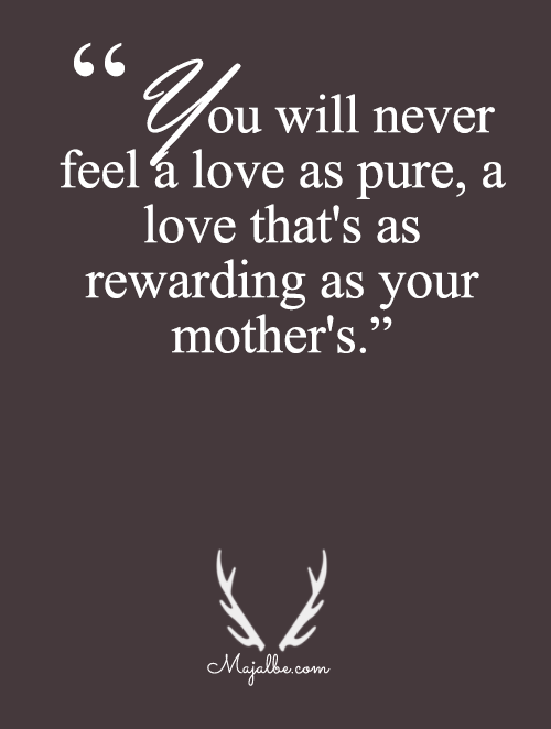 A Love From Your Mother Love Quotes | My littles | Mothers ...