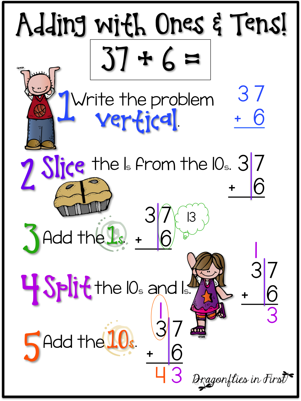 A Regrouping Freebie And Digging Deep And Common Core