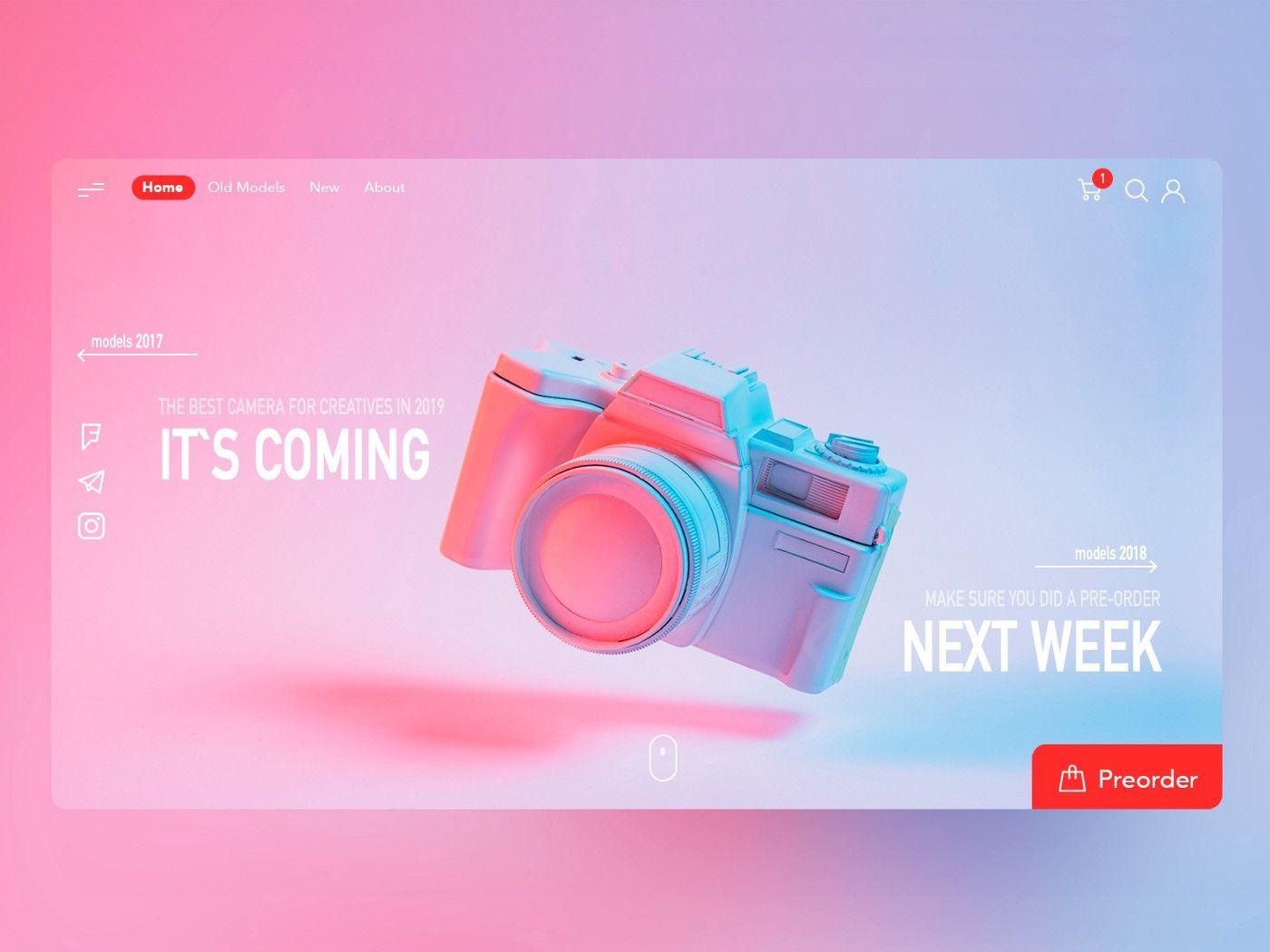 Best Web Design Inspiration—Marketing Websites—#18