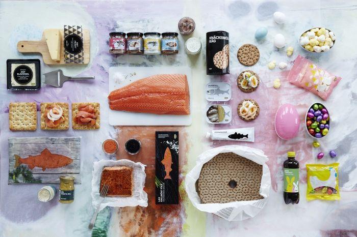 Čo nesmie chýbať vo Švédsku na veľkonočnom stole - predovšetkým jedlá z rýb a zeleniny.