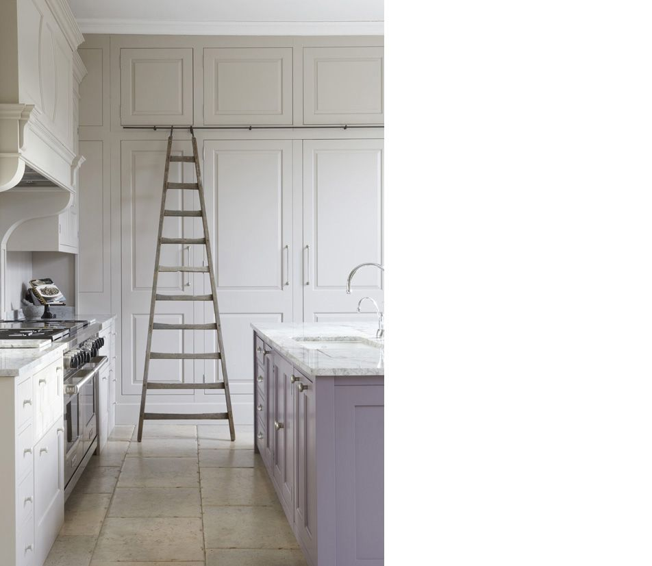 Period Kitchens Designs Renovation: Christopher Peters — Kitchens — Regency Townhouse
