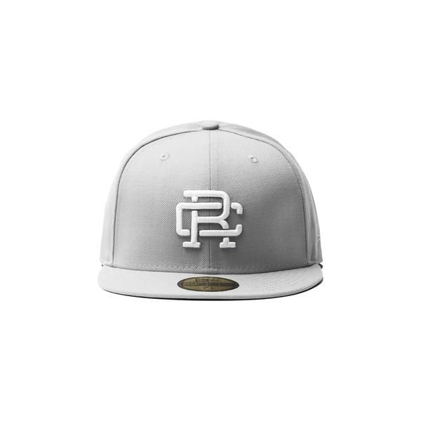 fe134b5adae Overview Reigning Champ is proud to partner with New Era on a lineup of  premium fitted caps. Info Iconic 59FIFTY silhouette Embroidered monogram  Travel Bag ...