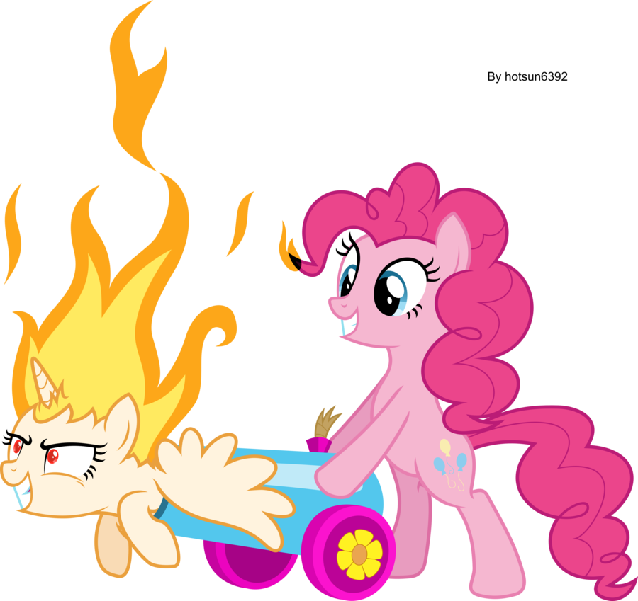 Twilight Is Hot When It Gets Angry If Pinkie Pie Fires In This State Pinkie Funny Images My Little Pony