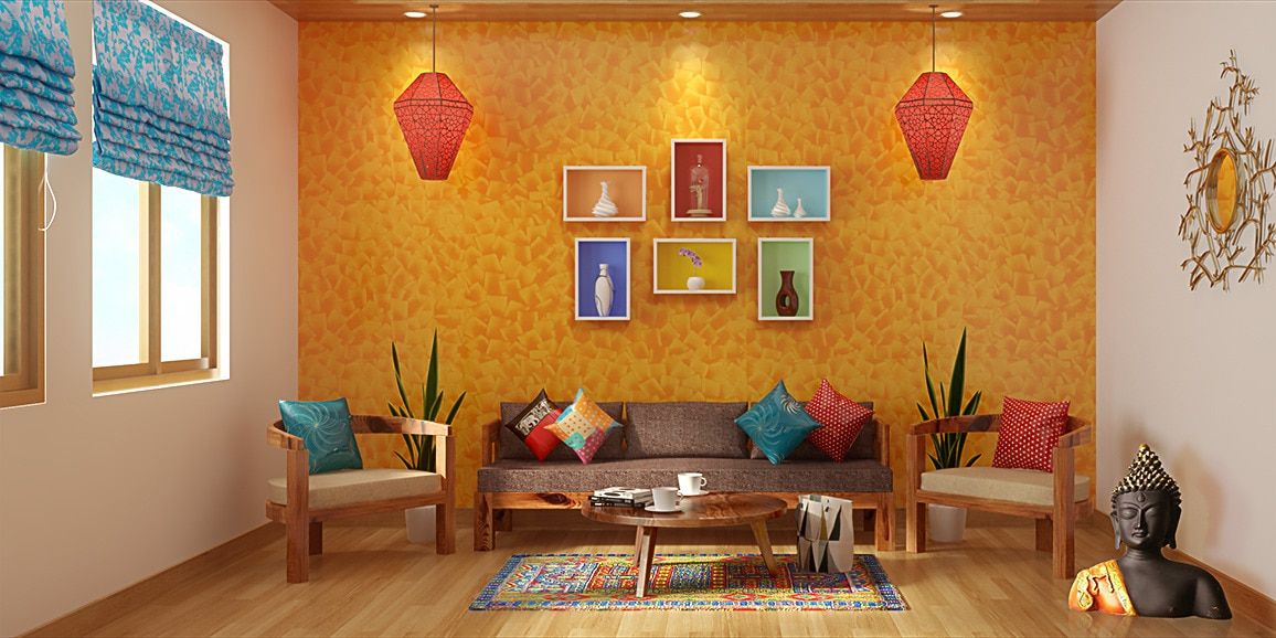14 amazing living room designs indian style interior and for Living room ideas indian style