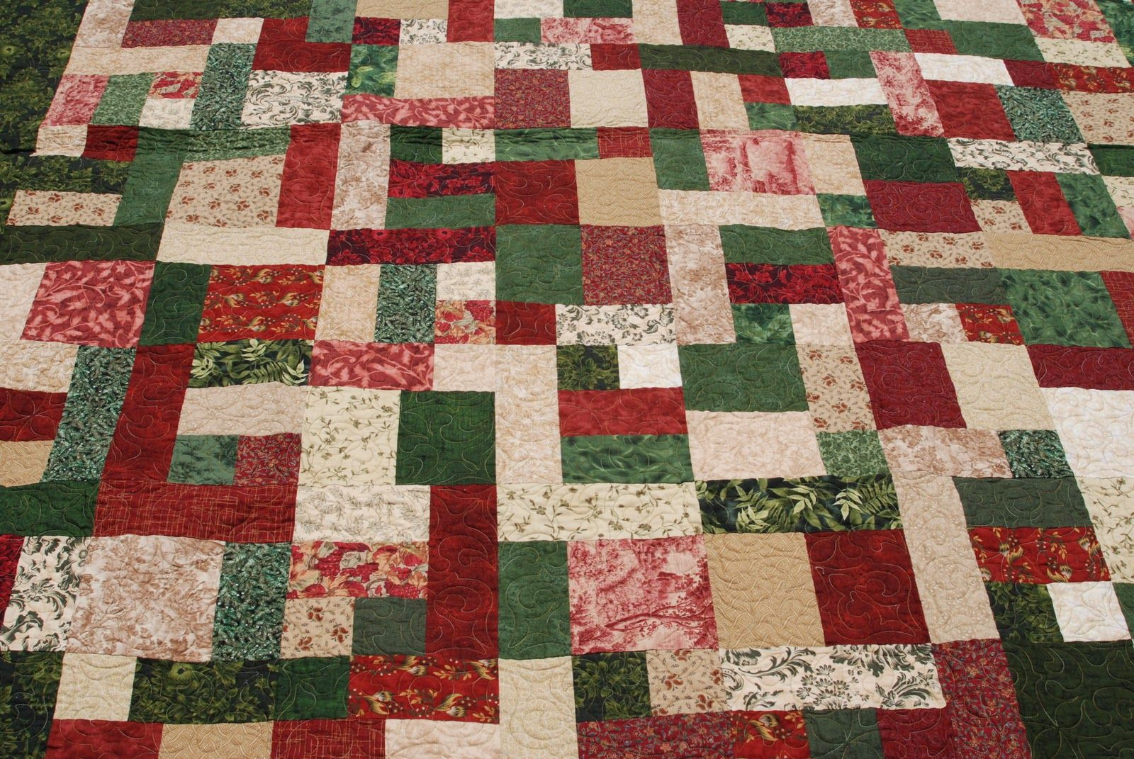 Yellow Brick Road Quilt Pattern Free