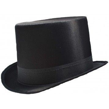 d5f3401b623 Children s Black Top Hat  26