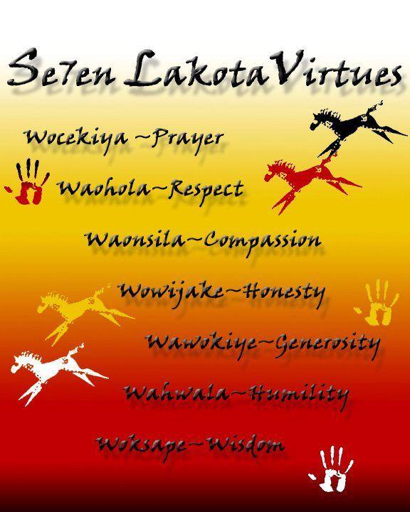Mitakuye Oyasin: A Lakota Sioux Prayer | Circles, Sioux and Religion