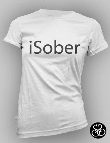 Recovery Clothing AA shirts and Other Sobriety Gifts